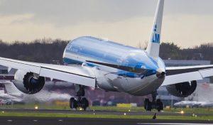 KLM vijfde Dreamliner