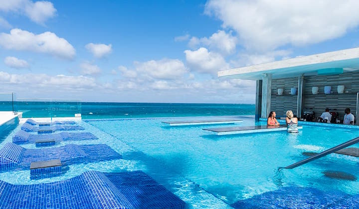Riu Palace Bahamas Room Service Menu